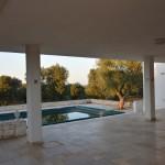 Casa vacanze con piscina a Carovigno in Puglia