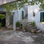 fertig zum Verkauf stehende Villa in der Nähe von San Vito Norman